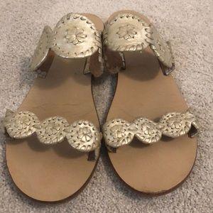 Lauren Jack Rogers sandals size 8